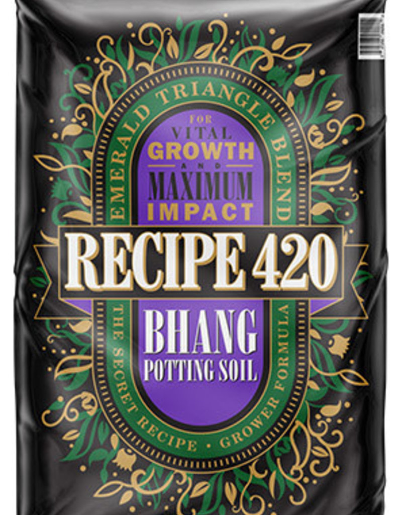Recipe 420 Recipe 420 Bhang Potting Soil 1.5 cu. ft