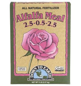 Down To Earth Down To Earth Alfalfa Meal 5 lb.