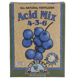 Down To Earth Down To Earth Acid Mix 5 lb.