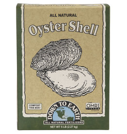 Down To Earth Down To Earth Oyster Shell 5 lb.