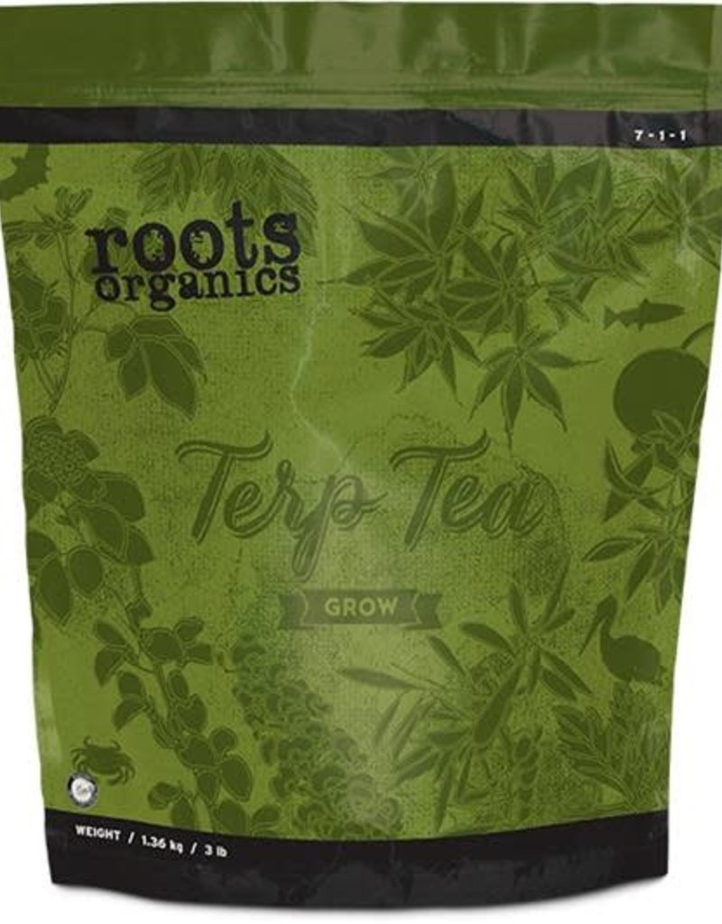Roots Organics Roots Organics Terp Tea Grow 3lb