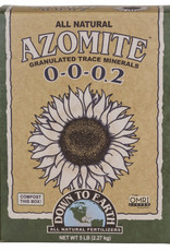 Down To Earth Down to Earth Azomite Granulated 5lb box