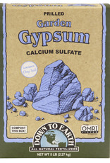 Down To Earth Down To Earth Garden Gypsum 5lb box