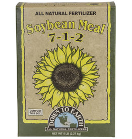 Down To Earth Down To Earth Organic Soybean Meal - 5 lb box