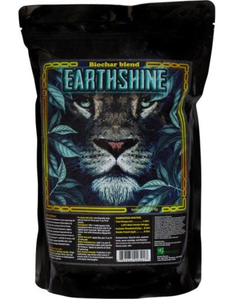 GreenGro GreenGro Earthshine Soil Booster w/ Biochar 2 lb