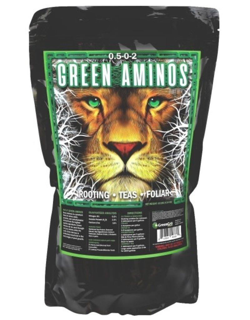 GreenGro GreenGro Green Aminos 2lb