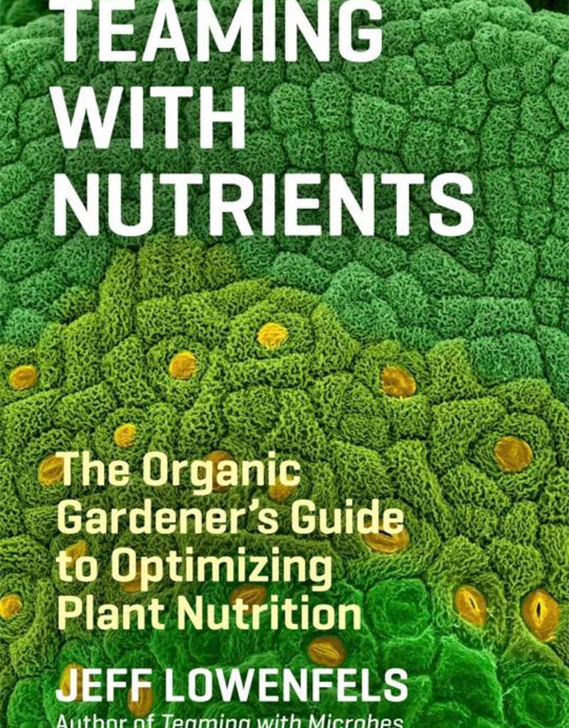 Books & Videos Teaming w/ Nutrients