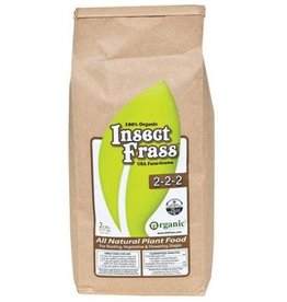 Organic Nutrients Insect Frass, 2 lbs.