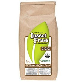 Organic Nutrients Insect Frass, 5 lbs.