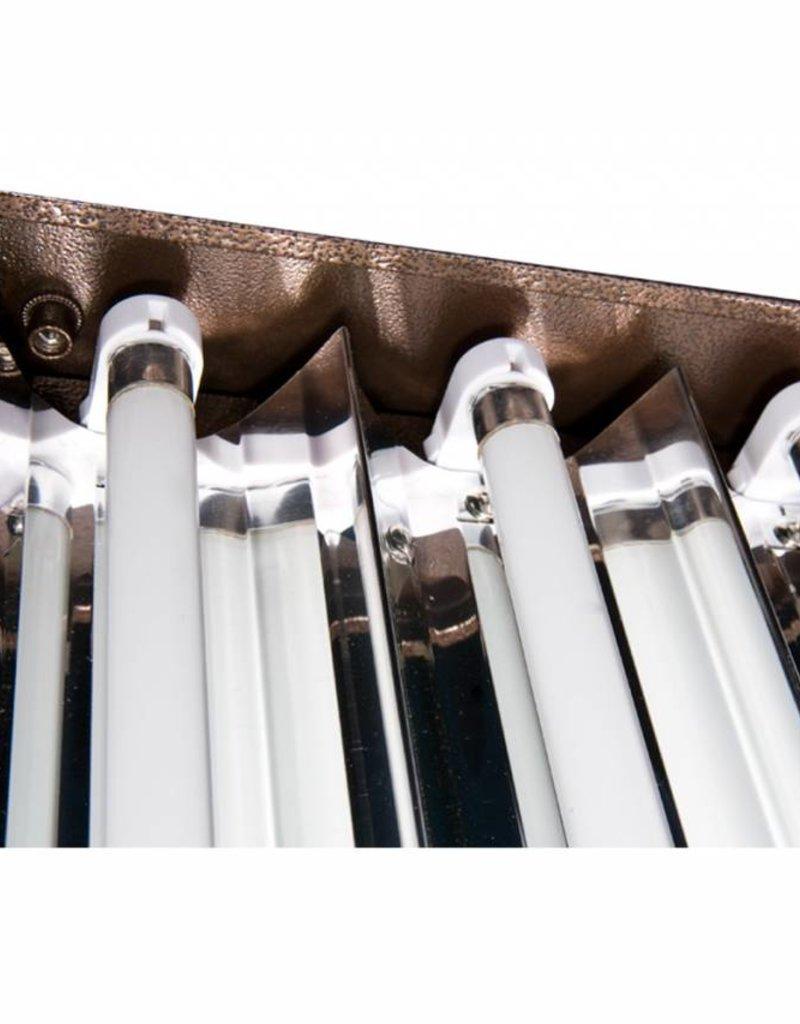 Agrobrite Agrobrite T5 Designer 4' 4 Tube Fixture w/ bulbs
