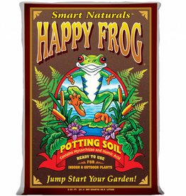 FoxFarm Happy Frog Potting Soil, 2 cu feet (51.4 dry qts)