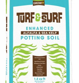 GROW!T Turf & Surf potting soil 1.5 cuft
