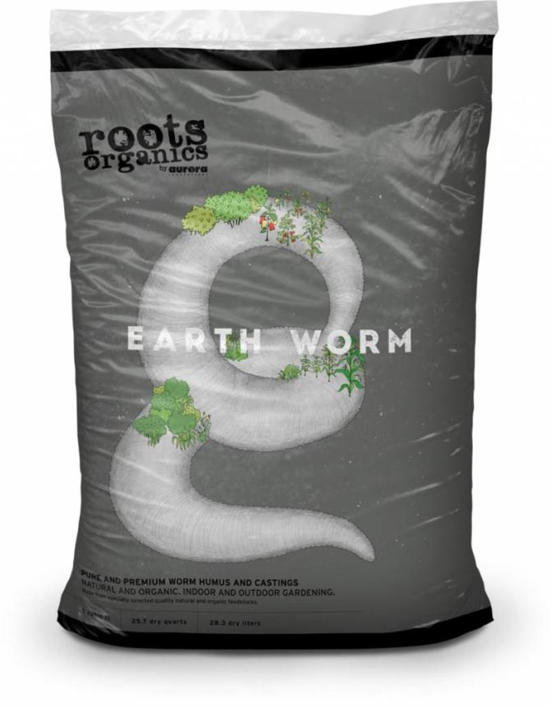 Roots Organics Roots Organics Earth Worm 1cf
