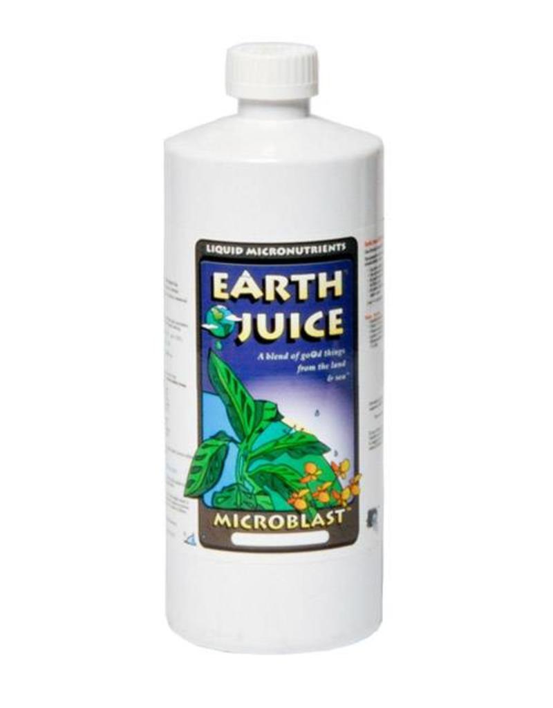 Hydro Organics / Earth Juice Earth Juice Microblast, 1 qt