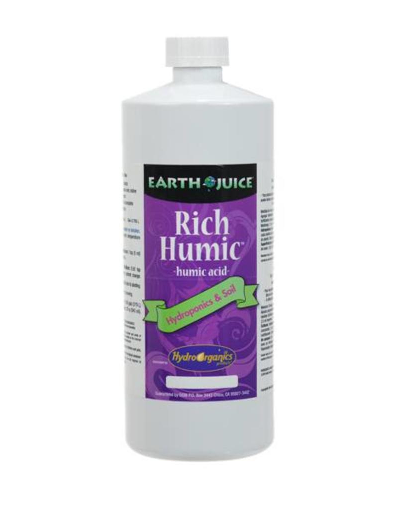 Hydro Organics / Earth Juice Earth Juice Rich Humic (Humic Acid) 1 qt