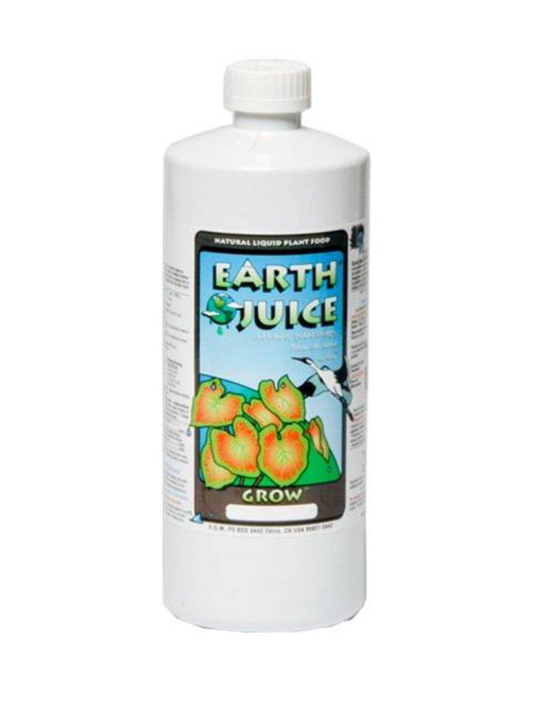 Hydro Organics / Earth Juice Earth Juice Grow, 1 qt