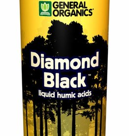 General Organics General Organics Diamond Black 1 qt