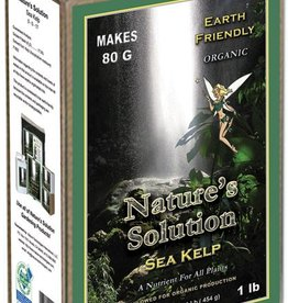 Natures Solution Nature's Solution Organic Sea Kelp 1lb