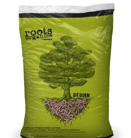 Roots Organics Big Worm Worm Castings 1 cf