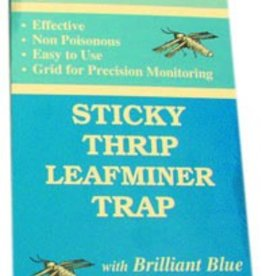 Seabright Laboratories Seabright Sticky Thrip/Leafminer Trap, 5 pack