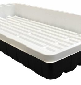 Mondi Mondi Black & White 10 x 20 Propagation Tray, No Holes