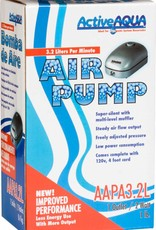 Active Aqua Active Aqua Air Pump 1 Outlet 2W 3.2L/min