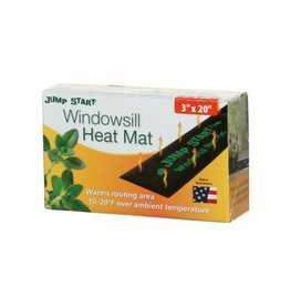 "Jump Start Jump Start Seedling Heat Mat 3""x20"" 7.3W"