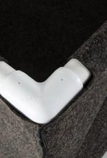 Hydrofarm Dirt Pot Box 4' x 4' fabric w/ PVC frame