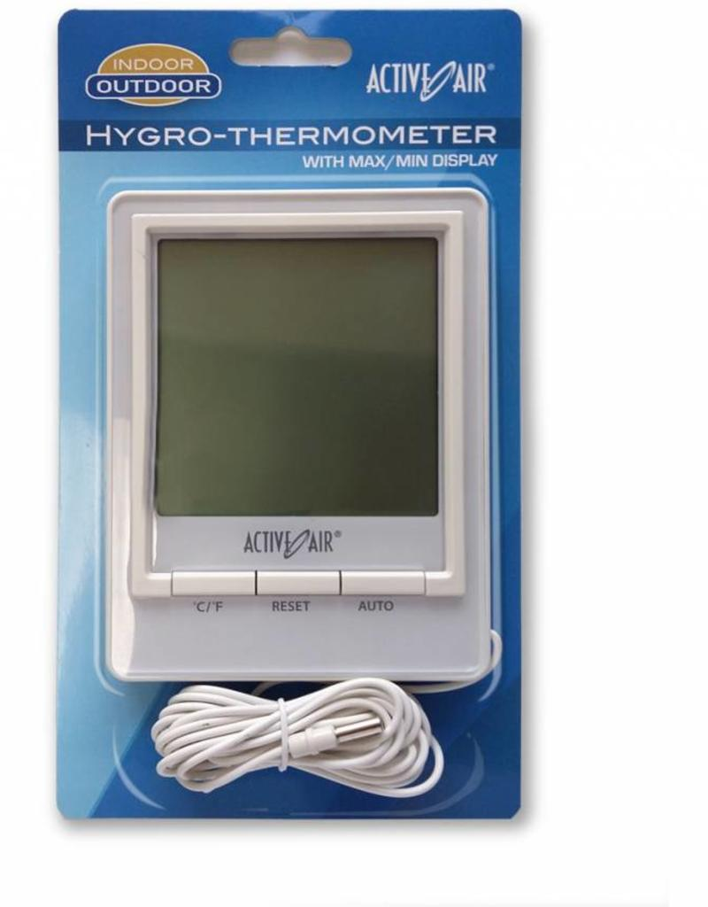 Active Air Active Air Hygro-Thermometer