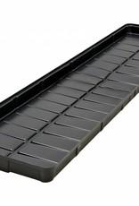 Active Aqua Active Aqua Low Rise Flood Table Tray 2' x 8' Black