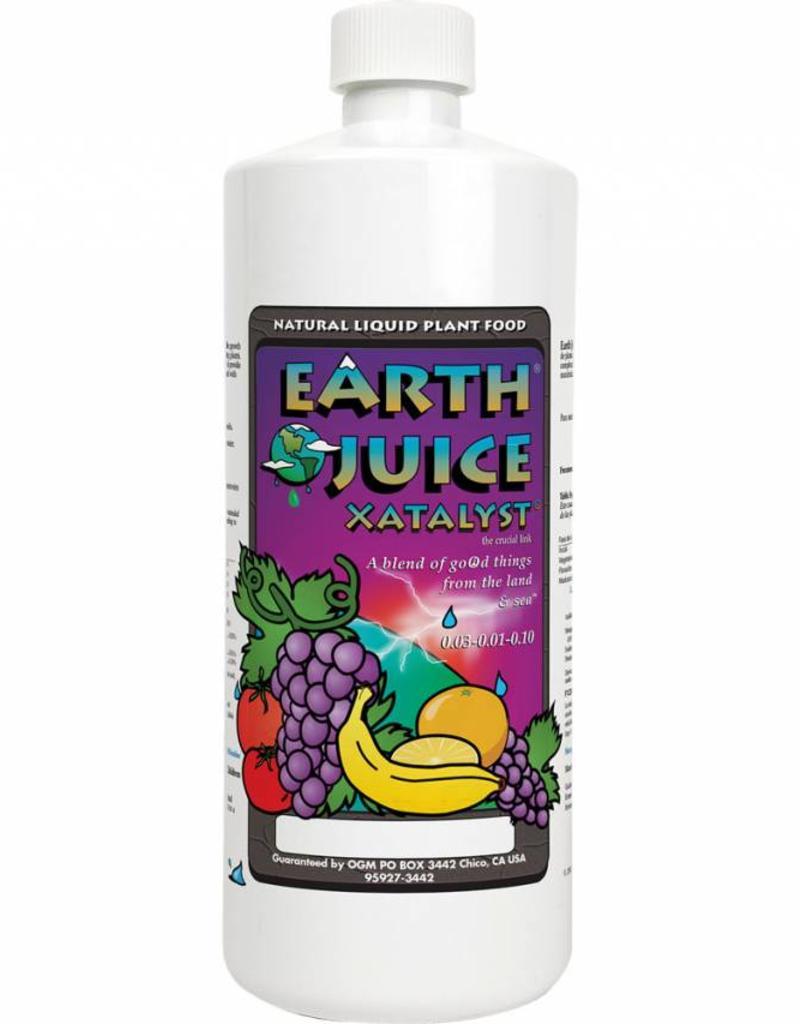 Hydro Organics / Earth Juice Earth Juice Xatalyst 1 Quart