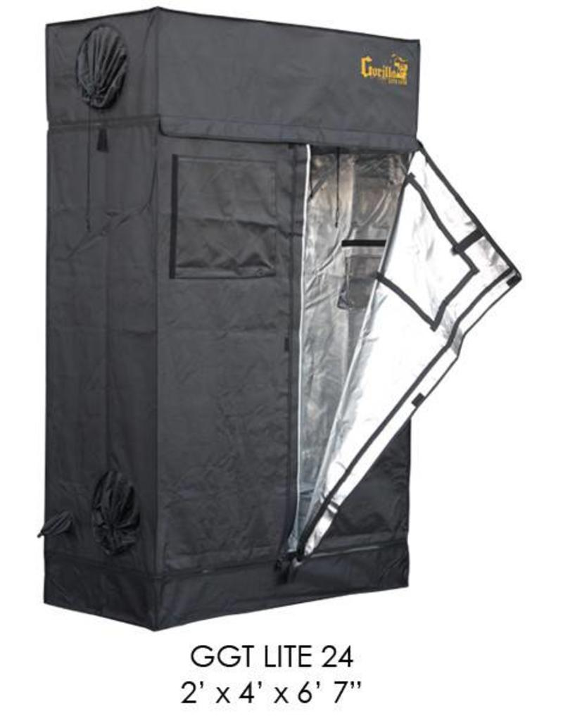 Gorilla Grow Tent 2' x 4' LITE LINE Gorilla Grow Tent