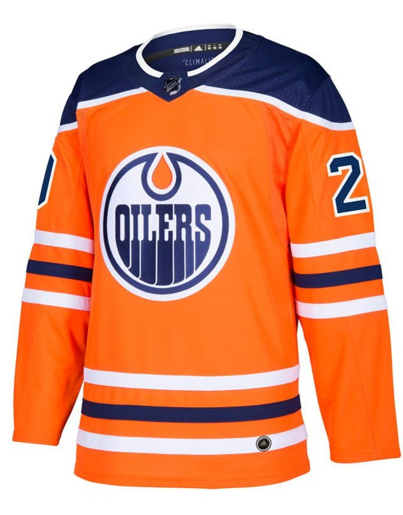 dcb8fe0b128 Edmonton Oilers Home Authentic Pro Draisaitl Jersey - OT Sports ...