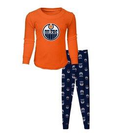 85afbf83a Adidas Youth Edmonton Oilers Youth Tee Pant Set HK5B7HA27