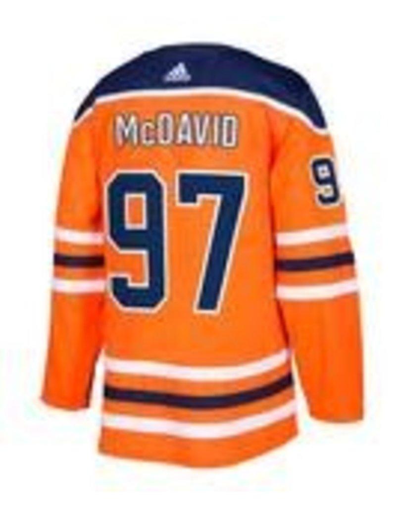 9b8fb418b Adidas Youth Edmonton Oilers Kids  McDavid Home Jersey - OT Sports ...