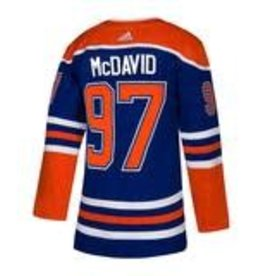 68659a999 Adidas Youth Oilers Toddler McDavid Heritage Jersey