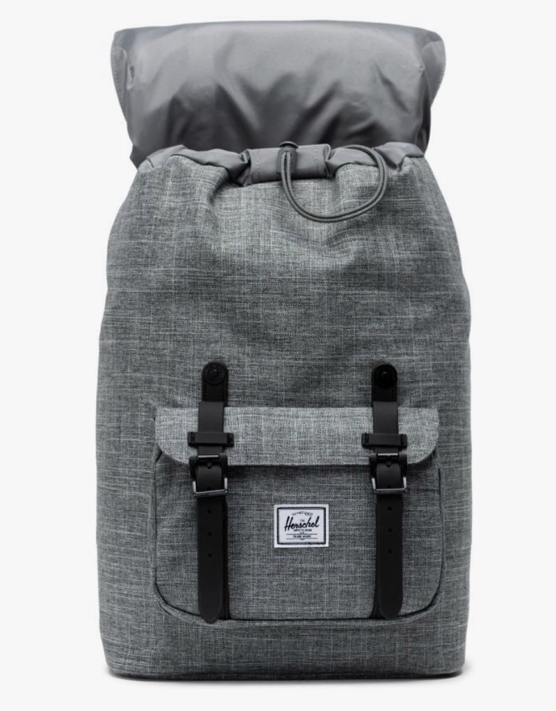 Herschel Herschel Little Am Mid | Raven Crosshatch
