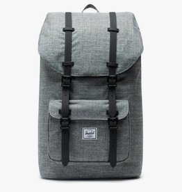 Herschel Herschel Little Am Large | Raven Crosshatch