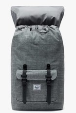 Herschel Herschel Little Am Grand | Raven Crosshatch