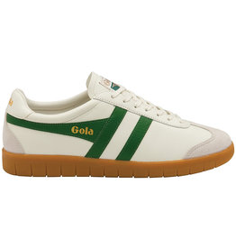 Gola Gola Hurricane Leather | White/Green/Gum