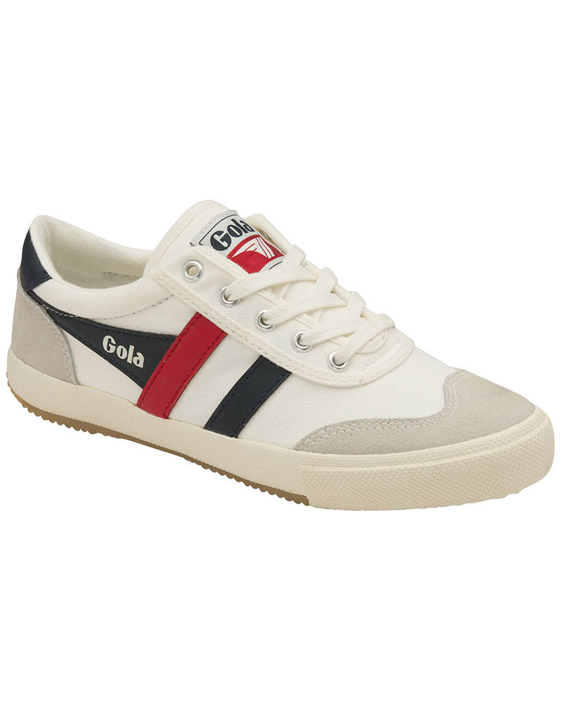 Gola Gola Badminton | Off White/Navy/Red