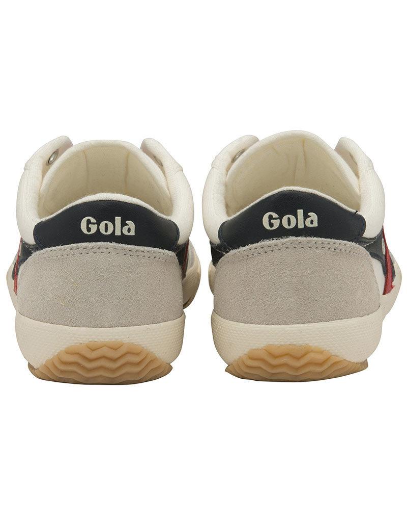 Gola Gola Badminton | Off White/Navy/Red