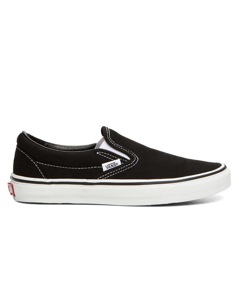 Vans Chaussures Unisexe Vans Classic Slip-On | Noir