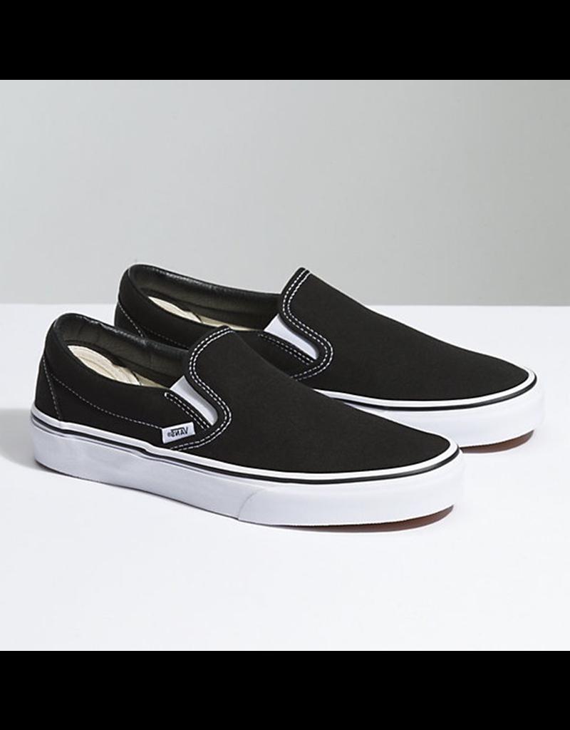 Vans Unisex Shoes Vans Classic Slip-On | Black/White
