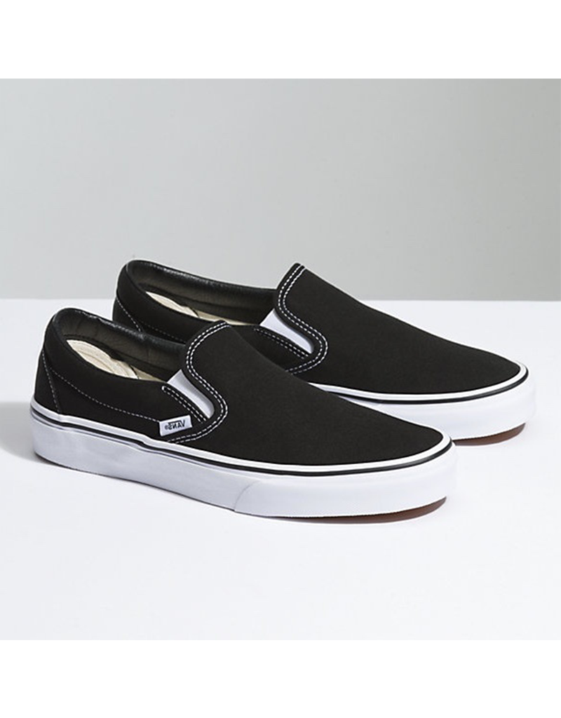 Vans Vans - Classic Slip-On | Black/White
