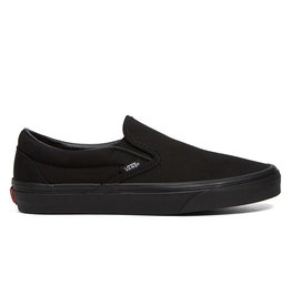 Vans Vans - Classic Slip-On | Black/Black