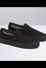 Vans Chaussures unisexe Vans Classic Slip-On | Noir/Noir