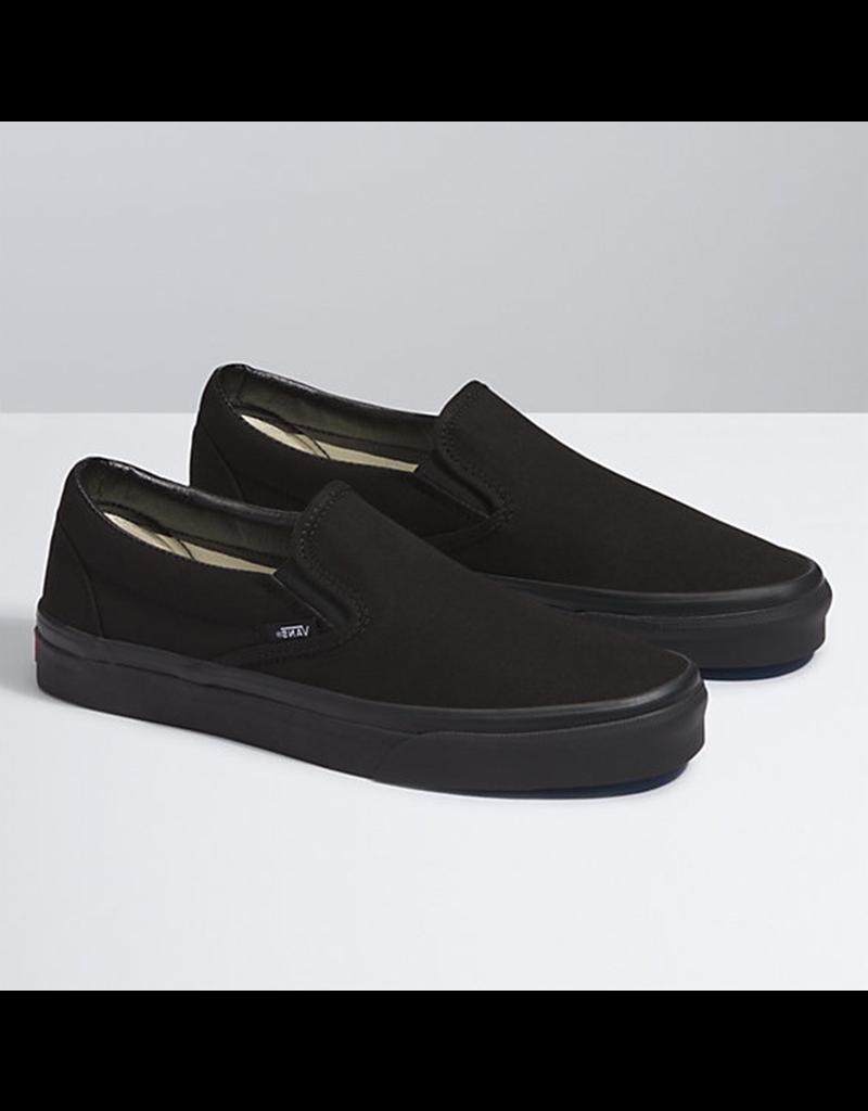 Vans Vans - Classic Slip-On   Black/Black