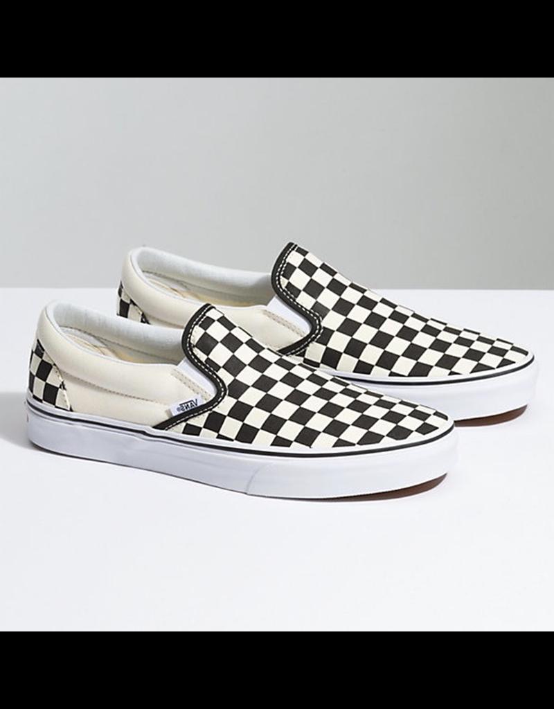 Vans Unisex Shoes Vans - Classic Slip-On | Checkerboard