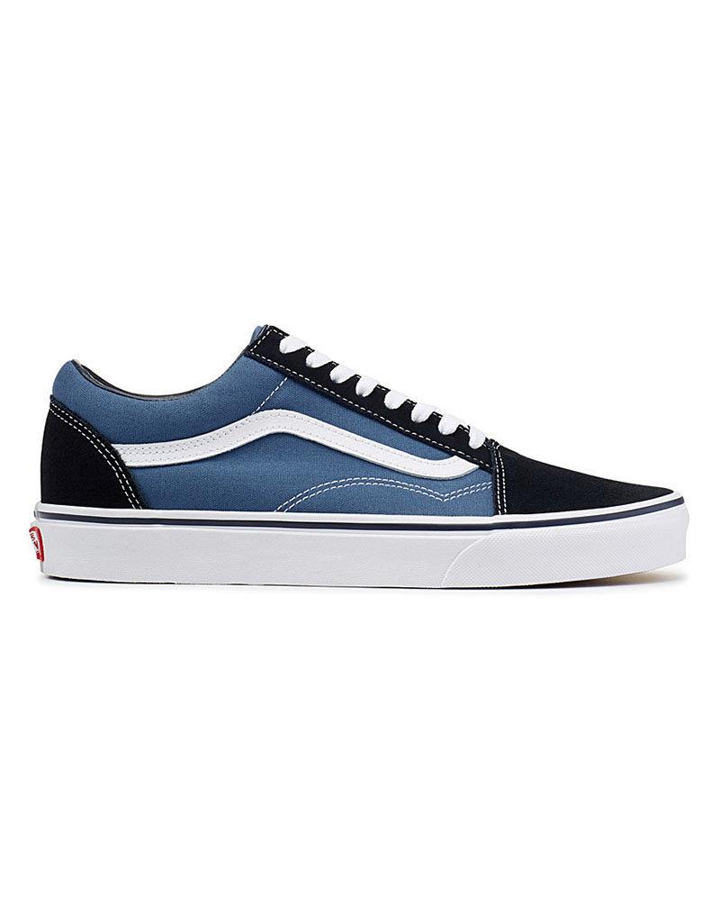 Vans Chaussures de skate Vans Old Skool | Bleu Marine